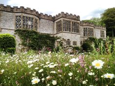 Haddon Hall, Bakewell, Derbyshire