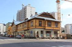 Category:Art Nouveau architecture in Turku Art Nouveau Architecture, Art And Architecture, Cities In Finland, San Fransisco, Old City, Helsinki, Public Art, Shanghai, Singapore