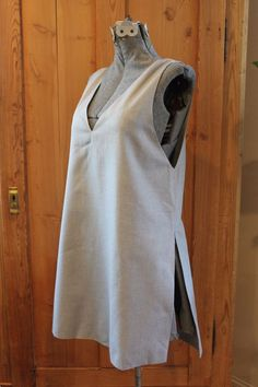 Finders Keepers Tunic NEW Australian Brand Medium Gray Suiting Serene Top #FindersKeepers #Tunic