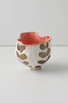 amoeba bowl by anthropology