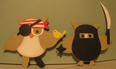 Day 28 - Pirates VS Ninjas