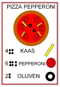 Pizza pepperoni Restaurant Themes, Pizza Restaurant, Pizza Planet, Pizzeria, Teaching Aids, School S, Childhood Education, Pepperoni, School Projects