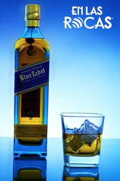 #Alcohol #EnLasRocas #BlueLabel