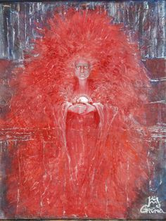 """Seraph - angelic beings; """"the burning one"""""""
