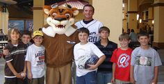 Looking for a unique way to celebrate your son or daughter's birthday this year? Throw the best birthday party in town with the help of the Lakeland Flying Tigers!