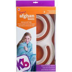 Super Afghan Loom 11inX19in