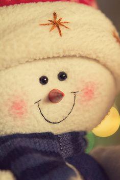Snowman...LOVE THIS