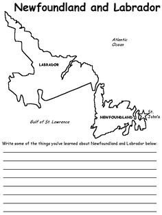 Test your geography knowledge - Canada provinces and ...