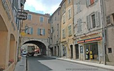 Fayence (Region: Var) near Mons (20mins). You can visit a couple of cute villages at once.
