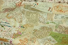 Adventure wall art at joss and main l o v e pinterest walls 2299 yard free shipping world map linen fabric gumiabroncs Gallery