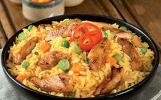 Recetario Paella, Ethnic Recipes, Food, Gastronomia, Food Art, Fast Dinners, Whole Baked Chicken, Sweet Sour Chicken, Stone