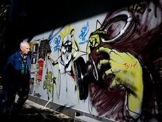 The Dark And Beautiful Graffiti Of Athens' Disaffected Youth - Business Insider