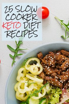 25 Slow Cooker Keto Diet Recipes – Mumzilla