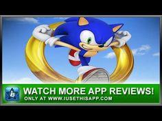 Sonic Dash iPhone App - iPhone App - App Reviews #iphone #apps #appreviews #IUT