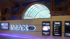 IMAX and Odeon Cinemas have opened a virtual reality entertainment hub in Manchester, England, the first of its kind in Europe. There are five IMAX VR Centers around the world offering virtual real…