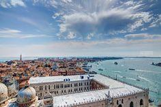 Venedig - Campanile di San Marco - Markusturm © https://www.facebook.com/TCGib
