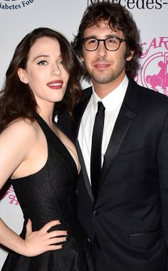 New couple alert: Kat Dennings and Josh Groban are officially an item!