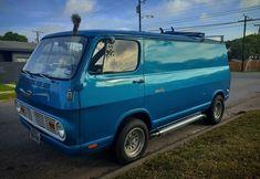 Chevy Vans, Love Machine, Cool Vans, Custom Vans, Campers, Cabins, Vehicles, Autos, Camper Trailers