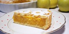 Czech Recipes, Vanilla Cake, Sweet Recipes, Baked Goods, French Toast, Bakery, Deserts, Dessert Recipes, Food And Drink