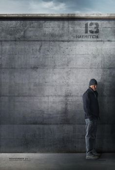 Hunger Games Character Poster - Haymitch Abernathy