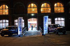 Philips Celebration of 100 years Automotive Lighting