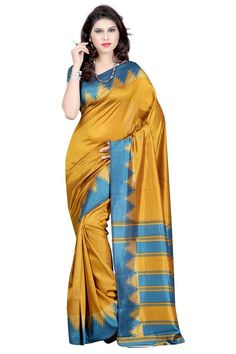 Designer Saree: Amazon : Clothing & Accessories  http://www.amazon.in/gp/product/B01649G4JQ/ref=as_li_tl?ie=UTF8&camp=3626&creative=24822&creativeASIN=B01649G4JQ&linkCode=as2&tag=onlishopind05-21