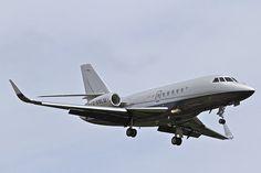 Skyservice Business Aviation C-GSLU Dassault Falcon 2000LX 167 NAS Nassau Airport 2012