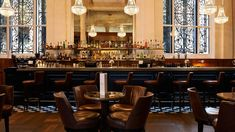 Bar at Threadneedles Hotel