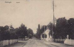 Ndr. Strandvej ca. 1910 jernbaneoverkørsel v Marienlyst
