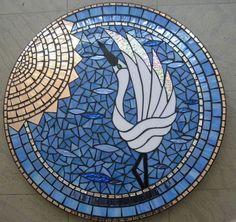 Paty Shibuya: DIY Artes com Mosaico 1
