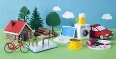Playful Paper Art and Sculptures – Fubiz Media