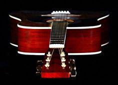 Guitare, Cordes, Instrument