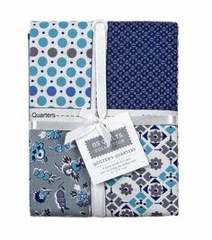 Ds Quilters Quarters Blue/Gray: premium quilting fabric: quilting fabric & kits: fabric: Shop   Joann.com