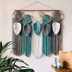 Macrame Design, Macrame Art, Macrame Projects, Macrame Knots, Macrame Wall Hanging Patterns, Macrame Patterns, Woven Wall Hanging, Tapestry Wall Hanging, Diy Crafts For Home Decor