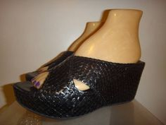 pons quintana woven wedge