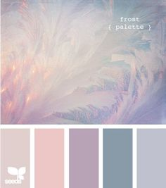 I could use some of these pastel colours for the triangles in my poster that is around the image of my friend