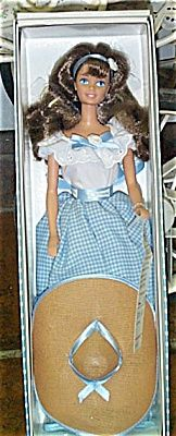 1995 Little Debbie Barbie Series II