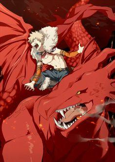 Boku no Hero Academia    Katsuki Bakugou, #mha