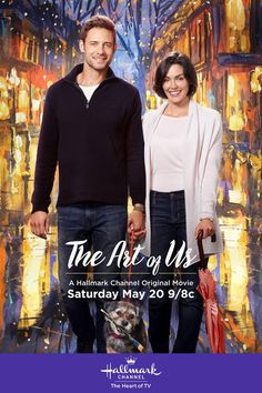 The Art of Us Saturday May 20th 2017 It's a Wonderful Movie -Family Christmas Movies on TV 2014 - Hallmark Channel, Hallmark Movies & Mysteries, ABCfamily &More! Come watch with us!