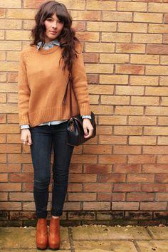 Golden Brown | Women's Look | ASOS Fashion Finder