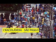 CRACOLANDIA EM SÃO PAULO, ZONA CENTRAL DA CIDADE DE SÃO PAULO, BRASIL