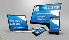 Site Web et Appli mobile Site Vitrine, Smartphone, Application Mobile, Site Web