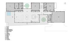 Gallery of Higgins Lake House / Jeff Jordan Architects - 19