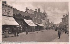 watford in Collectable Postcards Watford, Old Pictures, Great Deals, British, Shops, Street View, Antique Photos, Tents, Old Photos