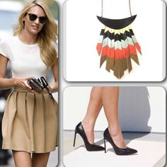 Opta por llevar una pieza tribal este verano. #moda #fashion #fashionable #ootd #girly #necklace #swag #shoes #skirt #style #loveit #style #musthave #readytowear #summer #verano2014 #model #highheels #hot #instafashion #fashiondiaries  #nyc #miami #latinoamerica #classy #clothes #clothing #colombia #panama #venezuela #Padgram