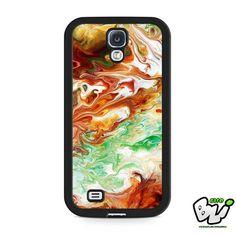 Abstract Watercolor Samsung Galaxy S4 Case