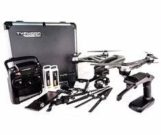 Typhoon Quadcopter Drone Yuneec Q500 Camera Helicopter RTF W/Durable Case  #Yuneec