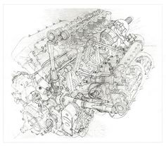 Blueprints and Sectioned art. - The Jockey Journal Board