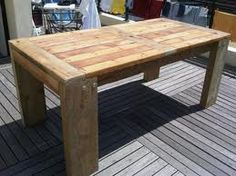 rustic tables - Google Search