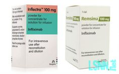 HPC - Infliximab (Remicade® und Biosimilars von Infliximab: Inflectra®, Remsima®)